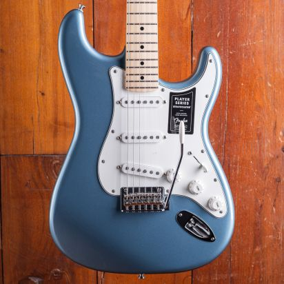 Fender Player Stratocaster, Maple Neck, Tidepool
