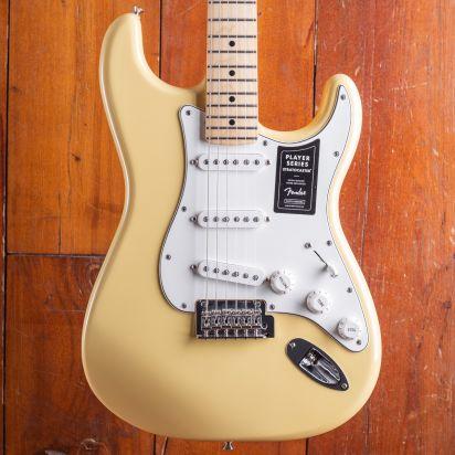Fender Player Stratocaster, Maple Neck, Buttercream