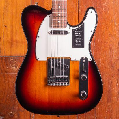 Fender Player Telecaster Pau Ferro 3TS