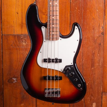 Fender Player Jazz Bass Pao Ferro Fingerboard 3-Color Sunburst
