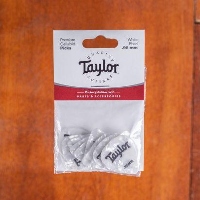 Taylor Taylor Celluloid 351 Picks