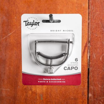Taylor Taylor Capo, 6-String Acoustic