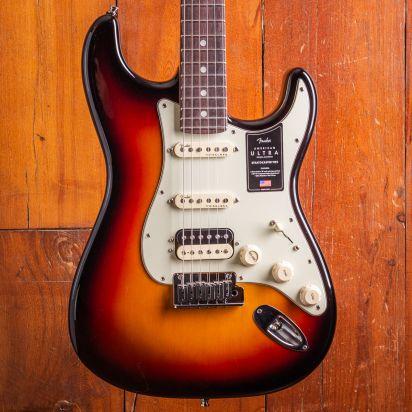 Fender Am Ultra Strat Hss Rw Ultrbst