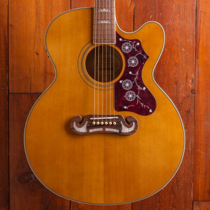 Epiphone EJ-200SCE (Solid Top)