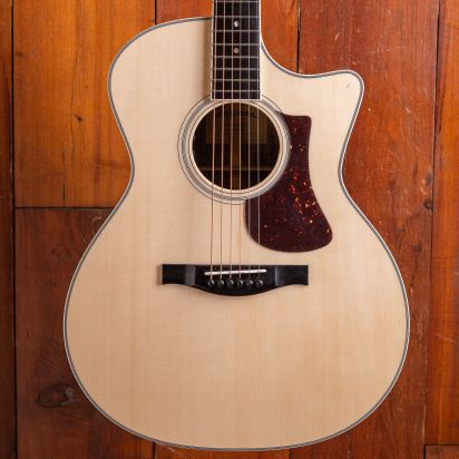 Eastman AC322CE, Abaolone Inlays