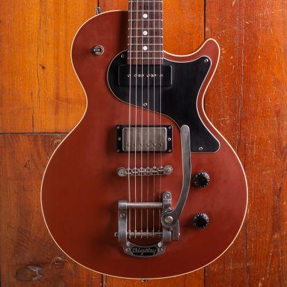 Nik Huber Krautster II Rosewood Fingerboard Copper, W/Bigsby