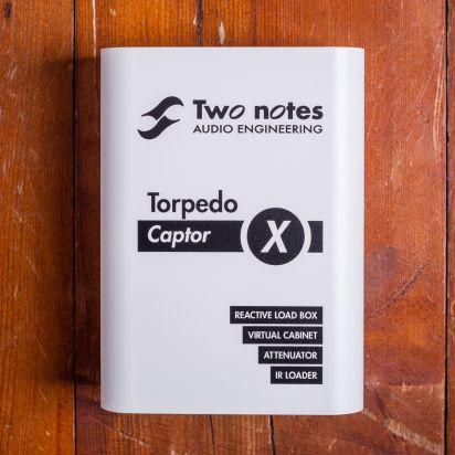 Two Notes Torpedo Captor X