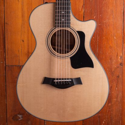Taylor 352ce, V-class(R) Bracing 12-string