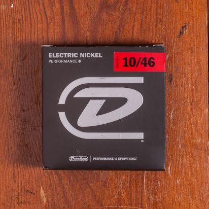 Dunlop Nickel Steel, Medium, 10-46 3-pack