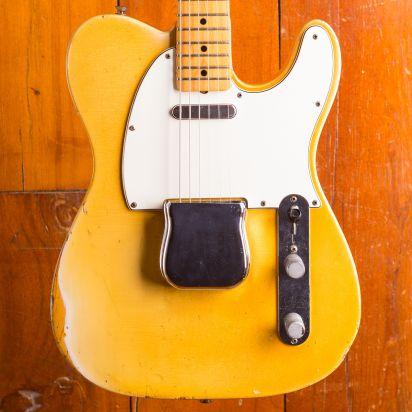 Fender Original Vintage 1969 Telecaster, blonde