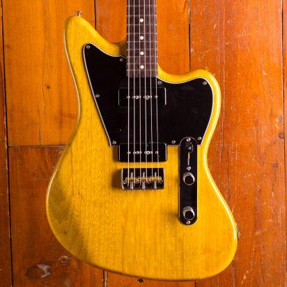 Fender LTD Offset Tele RW Korina Aged Natural