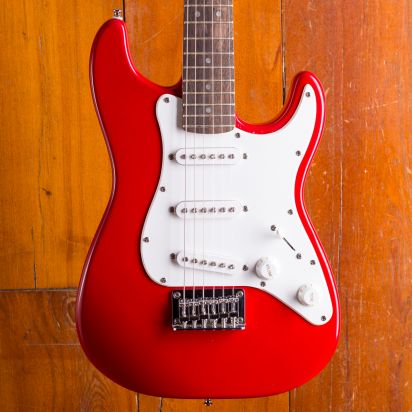 Squier Affinity Mini Stratocaster, Dakota Red