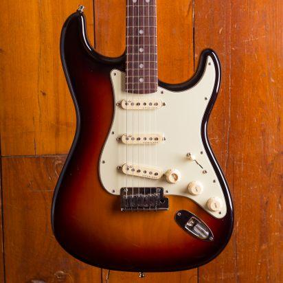 Fender American Ultra Stratocaster Rosewood Ultraburst