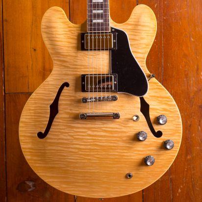 Gibson ES-335 Figured Antique Natural Figured
