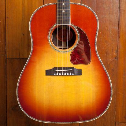 Gibson J-45 Deluxe Rosewood Burst