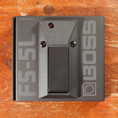 BOSS FS-5L Footswitch (latched type)
