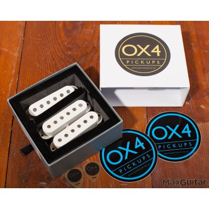 OX4 Strat Set Ryan Adams