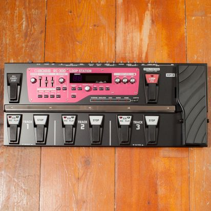 BOSS RC-300 Triple-Stereo Mega Looper