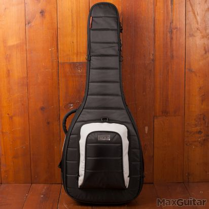 Mono Cases M80 Dual Acoustic/Electric Jet Black