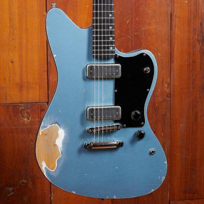 Mr. Drubbel Dex Pelham Blue