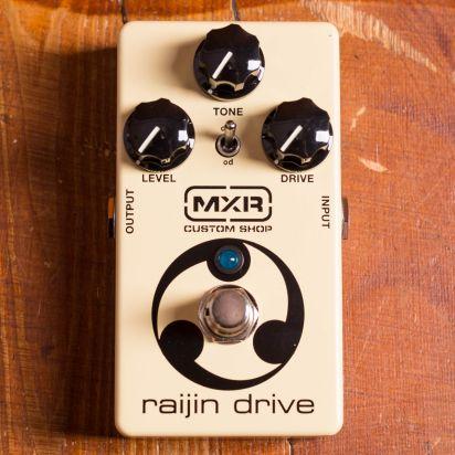 MXR Raijin Drive LTD Edition