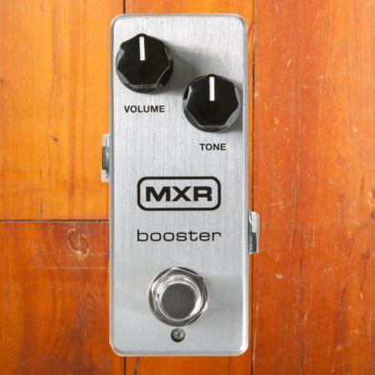 MXR Mini Booster