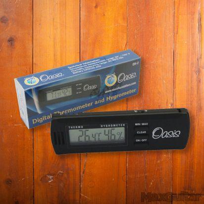 Oasis OH-2 Digital Hygrometer