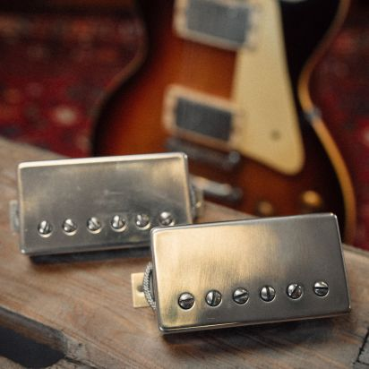 OX4 Pickups LTD 1960 PAF Dutchburst Set
