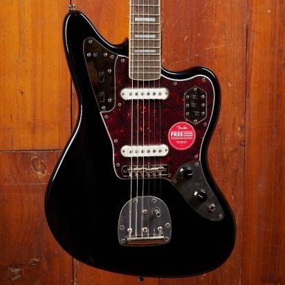 Squier Classic Vibe 1970s JAGUAR LRL Black