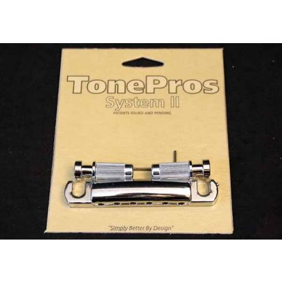 Tone Pro's T1Z-C Metric Tailpiece Chrome