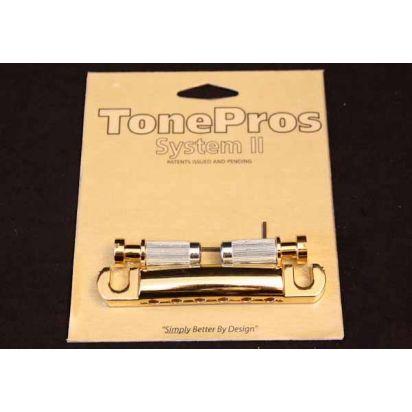 Tone Pro's T1Z-G Metric Tailpiece Gld