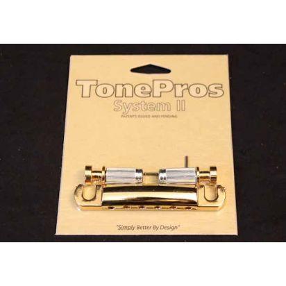 Tone Pro's T1Zs-G Metric Tailpiece Gld
