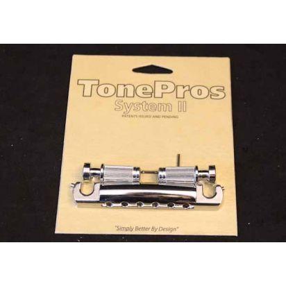 Tone Pro's T1Zsa-C Us Alu Tailpiece Ch