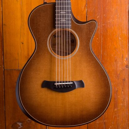 Taylor 652ce WHB Builder's Edition, 12 String