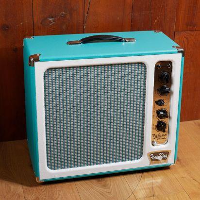 Tone King Falcon Grande Turquoise