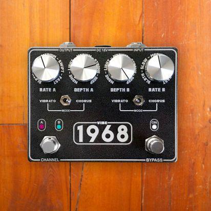 King Tone Guitar VIBE - 1968