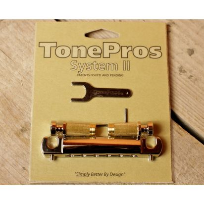 Tone Pro's Vtna-N Lw Wraparound Bridge Nickel