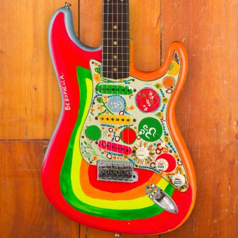 Fender CS LTD George Harrison Rocky Stratocaster