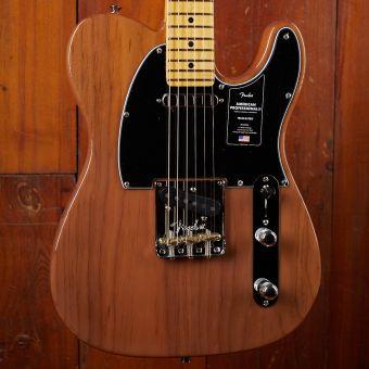 Fender American Professional II Telecaster, Maple Neck, Rustic Pine