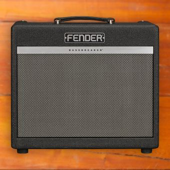 Fender Bassbreaker 15 Combo Midnight Oil Limited Edition