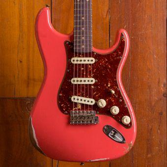 Fender 2018 LTD 60 ROASTED STRAT HVY REL-FAFRD