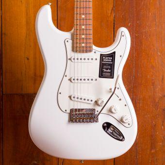 Fender Player Stratocaster PF Polar White