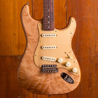 Fender American Original 1960s Quilted Maple Stratocaster