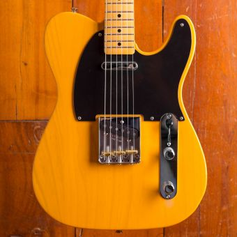 Fender Vintera 1950s Telecaster Modified, Maple Fingerboard, Butterscotch Blonde
