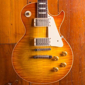 Gibson CS 1958 Les Paul Standard Iced Tea