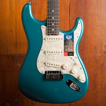 Fender American Elite Stratocaster EB OCT