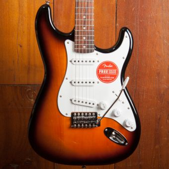 Squier Bullet Stratocaster with Tremolo RW BSB