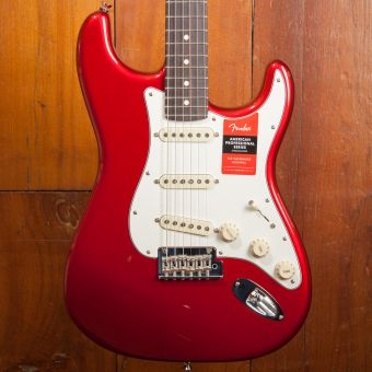 Fender American Pro Strat RW CAR