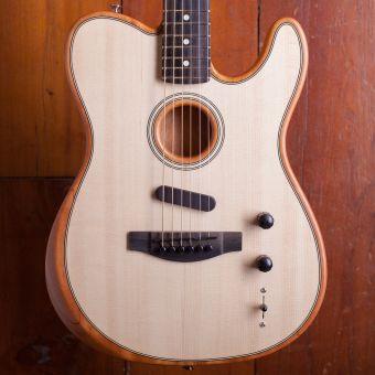 Fender Acoustasonic Telecaster Natural