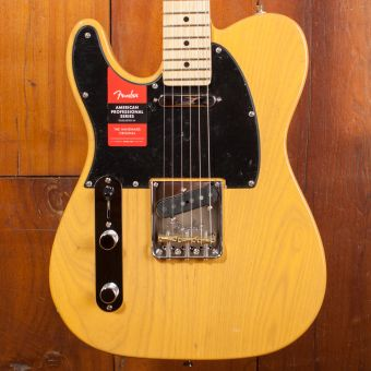 Fender American Pro Tele LH MN BTB (Ash)